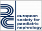 The European Society for Paediatric Nephrology